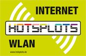Mit Hotsplots ins Internet